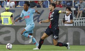 Temporada 2018-2019   Cagliari-Atlético de Madrid   Gelson Martins