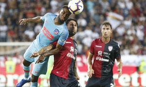 Temporada 2018-2019 | Cagliari-Atlético de Madrid | Lemar