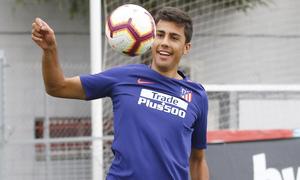 Temporada 18/19 | Entrenamiento del primer equipo | Rodrigo