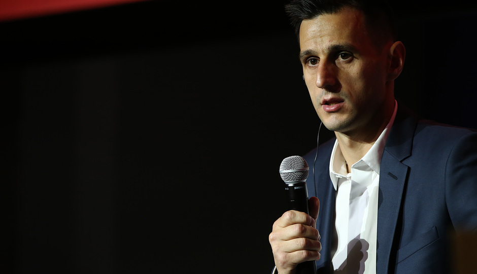 Temp. 18-19 | Presentación de Nikola Kalinic en el Wanda Metropolitano