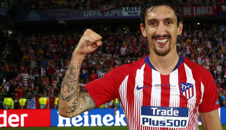 temporada 18/1 | Supercopa de Europa | Savic