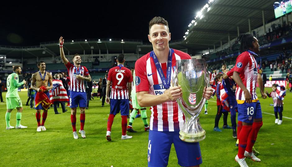 Temporada 2018-2019. Campeones Supercopa | Arias