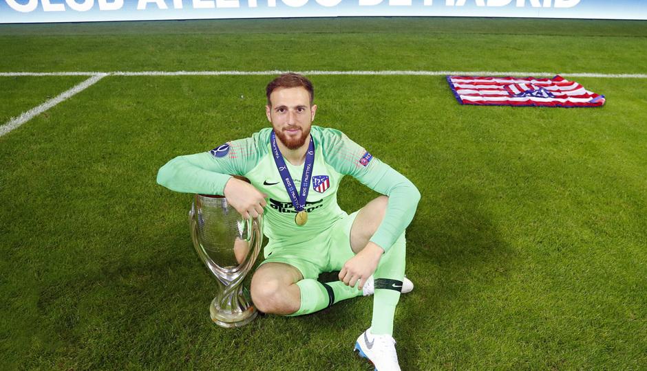 Temporada 2018-2019. Campeones Supercopa | Oblak