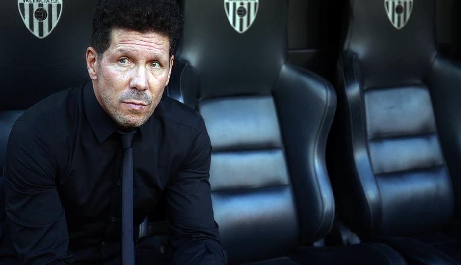 Temp. 18/19 | Valencia - Atlético de Madrid | Simeone