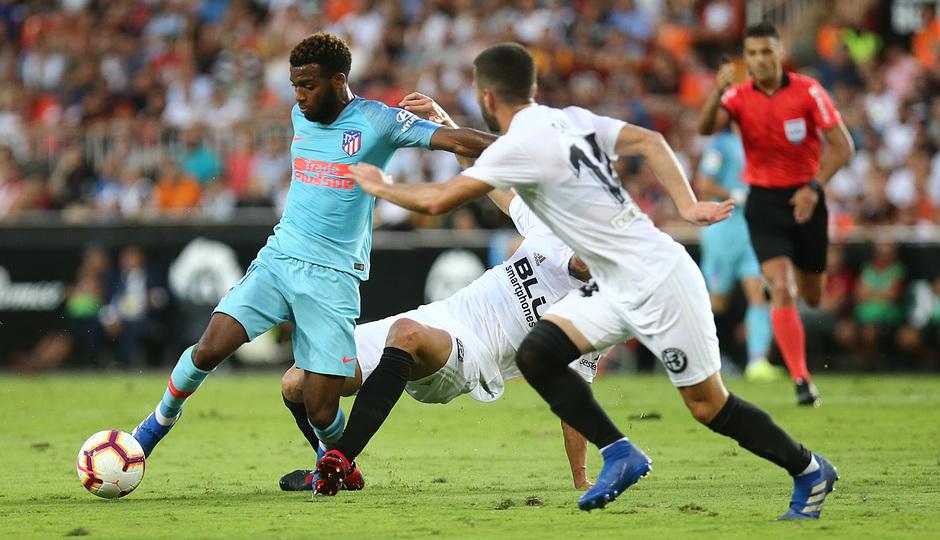 Temp. 18/19 | Valencia - Atlético de Madrid | Lemar