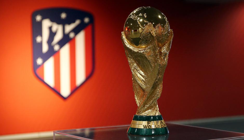 Temporada 2018-2019 |  Atlético de Madrid - Rayo Vallecano | Copa del Mundo