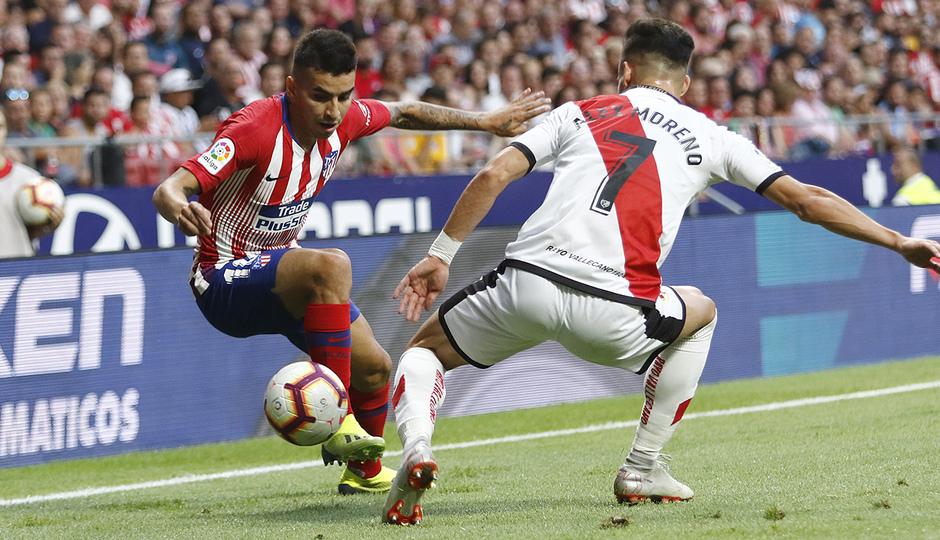 Temporada 2018-2019 | Atlético de Madrid - Rayo Vallecano | Correa