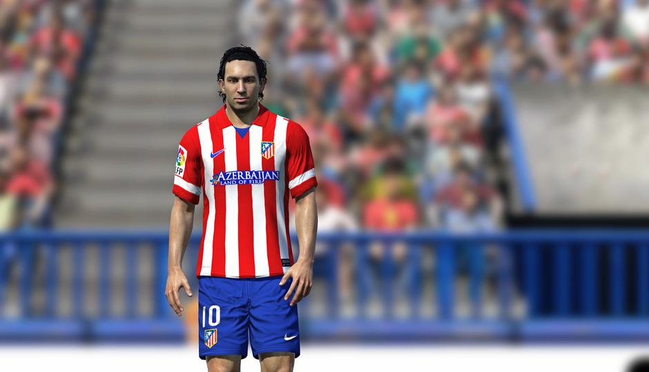 Arda Turan en el FIFA 14