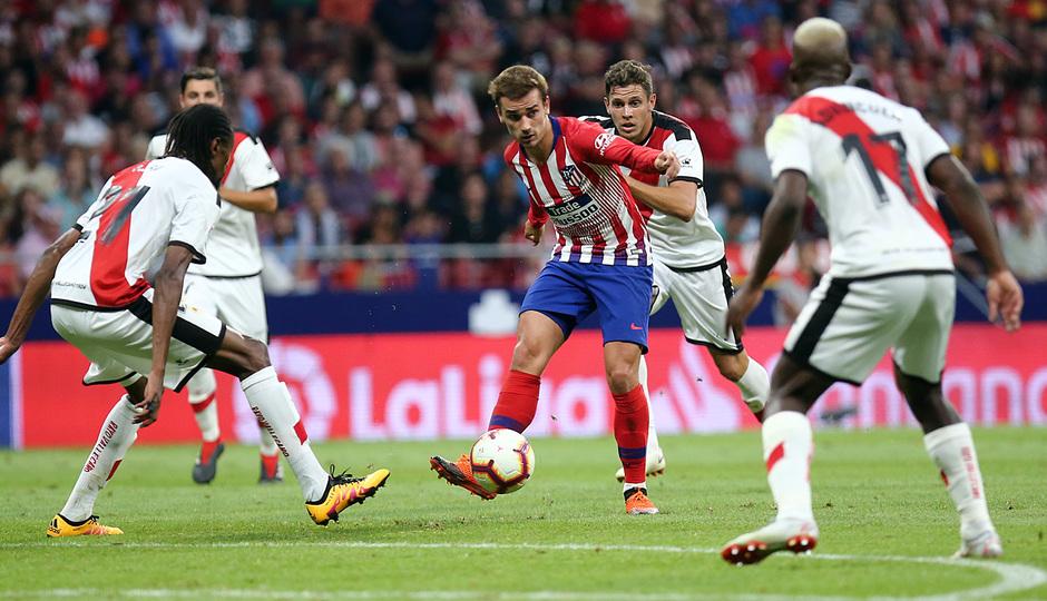 Temporada 2018-2019 | Atlético de Madrid - Rayo Vallecano | Griezmann
