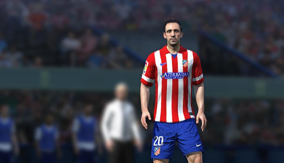 Juanfran en el FIFA 14