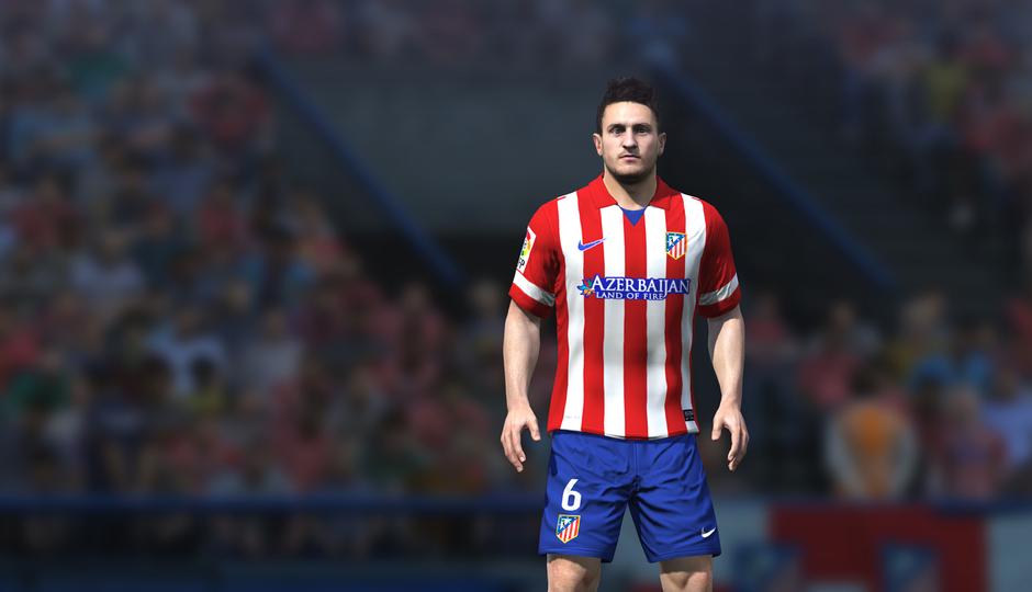 Koke en el FIFA 14