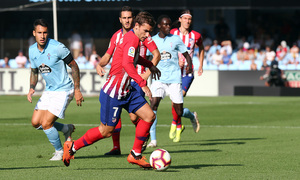 Temporada 2018-2019 | Celta - Atlético de Madrid | Griezmann