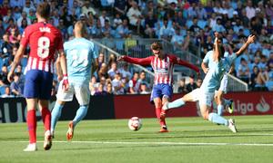 Temporada 2018-2019   Celta - Atlético de Madrid   Griezmann