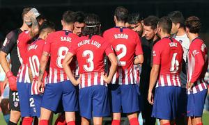 Temporada 2018-2019   Celta - Atlético de Madrid   Grupo