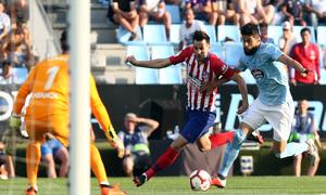 Temporada 2018-2019   Celta - Atlético de Madrid   Kalinic