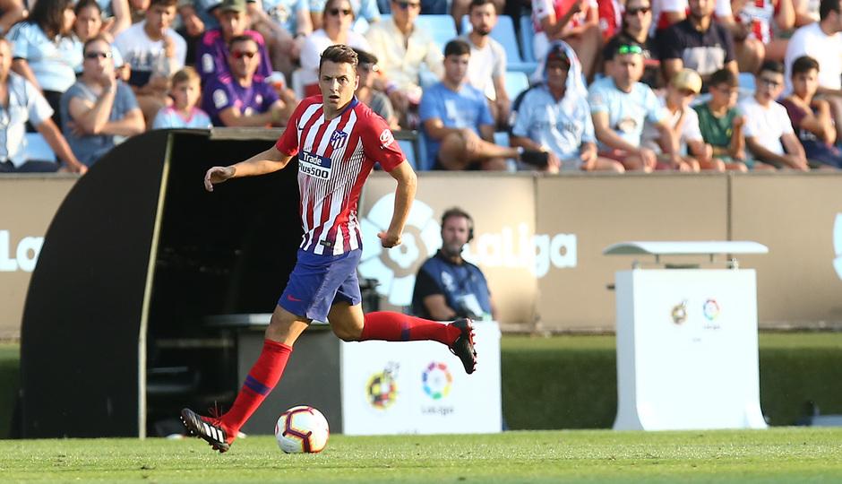 Temporada 2018-2019 | Celta - Atlético de Madrid | Arias