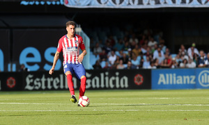 Temporada 2018-2019   Celta - Atlético de Madrid   Giménez
