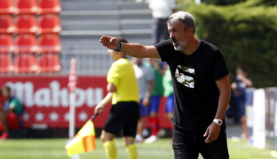 Temp. 18-19 | Atlético de Madrid B - Real Madrid Castilla | Óscar Fernández