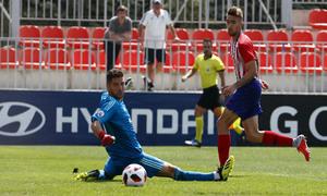 Temp. 18-19 | Atlético de Madrid B - Real Madrid Castilla | Darío Poveda