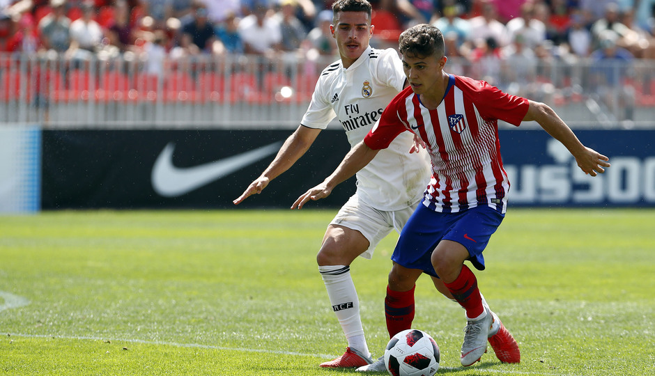 Temp. 18-19 | Atlético de Madrid B - Real Madrid Castilla | Pinchi