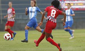 Temporada 2018-2019   Málaga CF Femenino - Atlético de Madrid Femenino   Ludmila