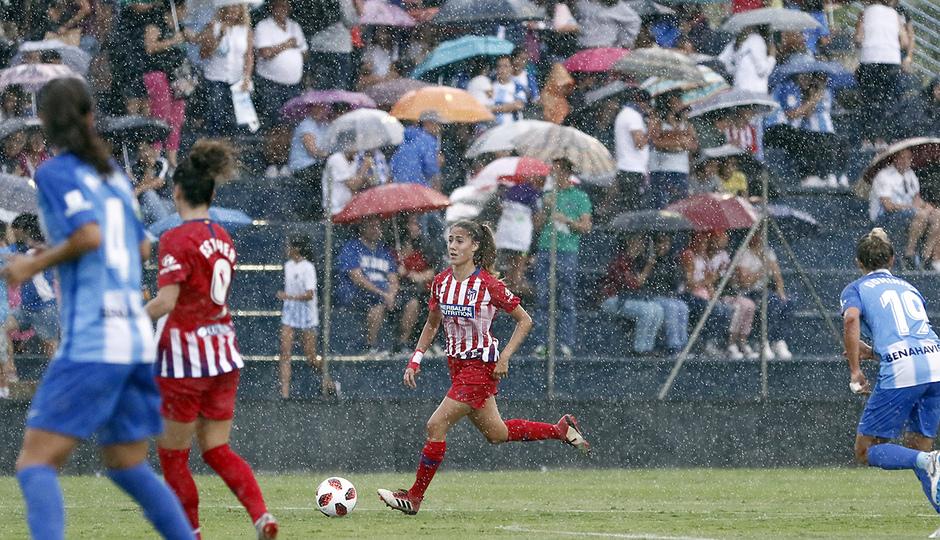 Temporada 2018-2019 | Málaga CF Femenino - Atlético de Madrid Femenino | Laia