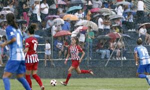 Temporada 2018-2019   Málaga CF Femenino - Atlético de Madrid Femenino   Laia