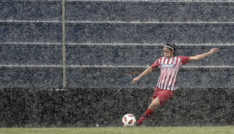 Temporada 2018-2019 | La otra mirada | Málaga CF Femenino - Atlético de Madrid Femenino | Kenti Robles