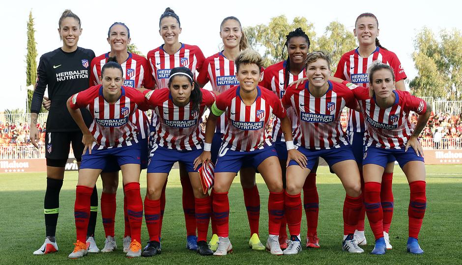 Temporada 18/19 | Atlético de M