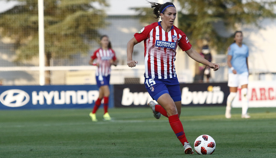 Temporada 2018-2019 | Atlético de Madrid Femenino - Manchester City Femenino | Meseguer