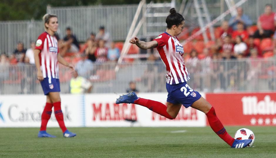 Temporada 2018-2019 | Atlético de Madrid Femenino - Manchester City Femenino | Jennifer Hermoso