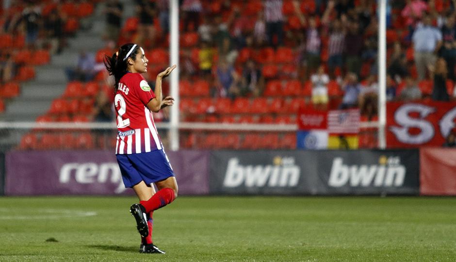 Temporada 2018-2019 | Atlético de Madrid Femenino - Manchester City Femenino | Kenti