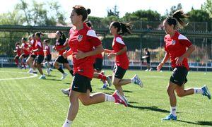 Temporada 2012-2013. Ejercicios físicos de pretemporada para la puesta a punto