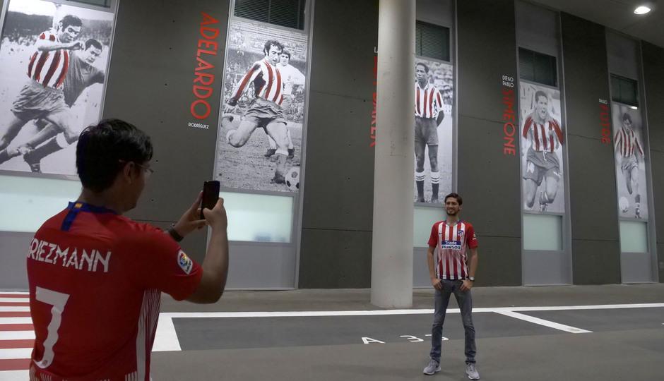 Temp. 18-19 | Tour Wanda Metropolitano. Puerta 0