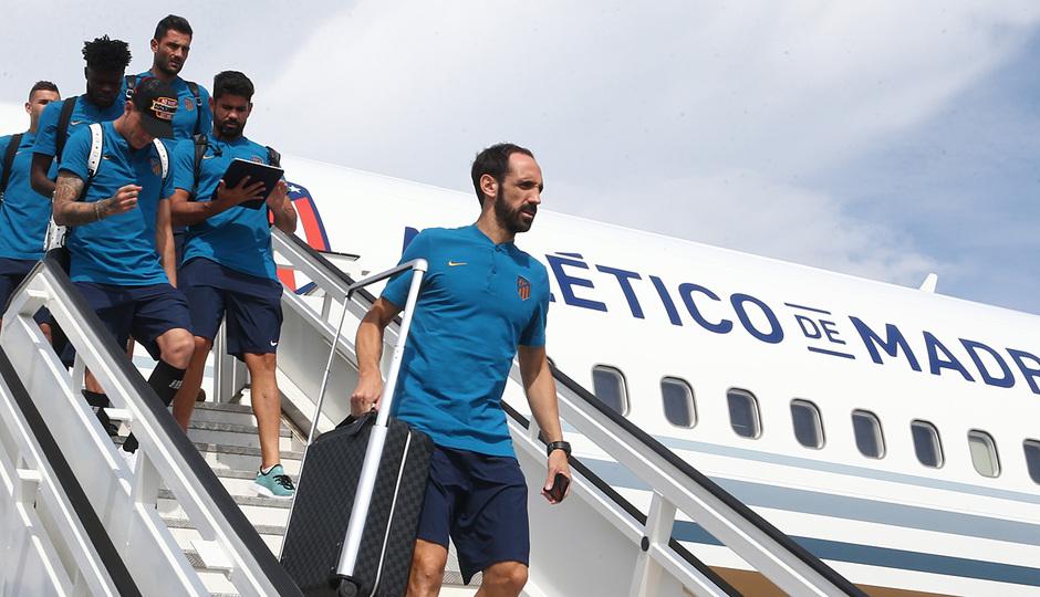 Temporada 2018-2019 | Llegada a Mónaco | Juanfran