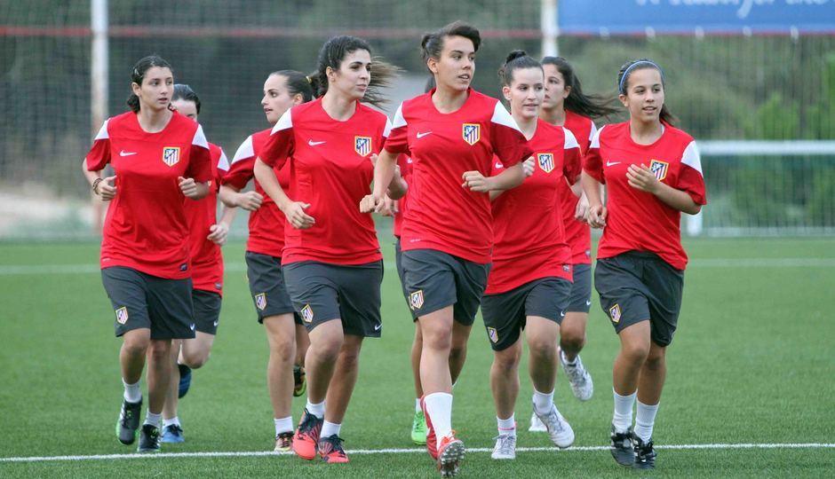 Temporada 2013-2014. El filial del Féminas ya está en marcha