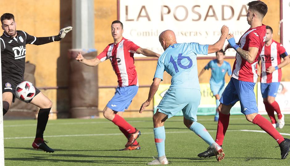 Temp. 17-18 | Navalcarnero - Atlético de Madrid B | Gol Mollejo