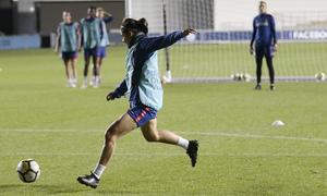Temporada 18/19 | Entrenamiento en el Academy Stadium del Atleti Femenino | Kenti