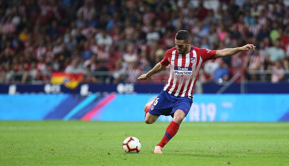 Temporada 2018-2019 | Atlético de Madrid- SD Huesca | Koke