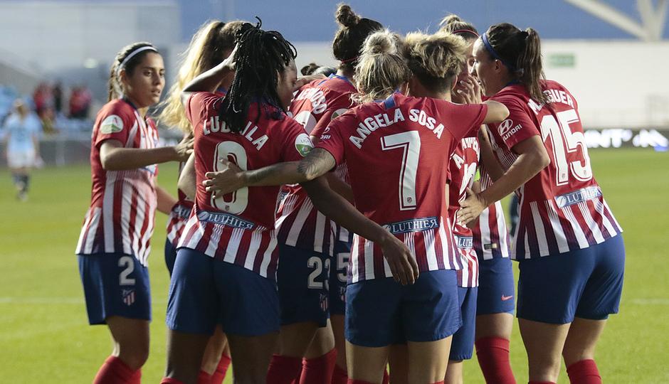 Temporada 18/19 | Manchester City - Atlético de Madrid Femenino