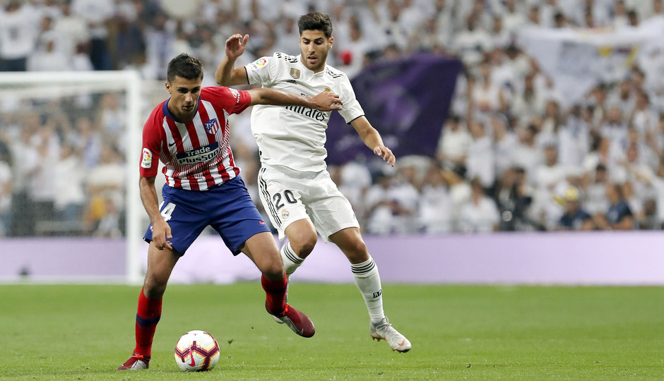Temporada 2018-2019 | Real Madrid -Atlético de Madrid | Rodrigo