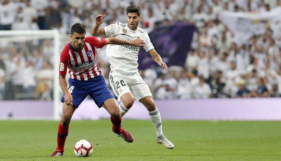 Temporada 2018-2019   Real Madrid -Atlético de Madrid   Rodrigo