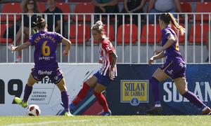 Temporada 18/19 | Liga Iberdrola | Atleti - Granadilla | Ángela Sosa