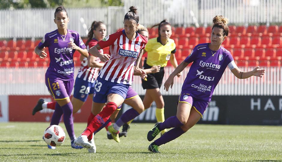 Temporada 18/19 | Liga Iberdrola | Atleti - Granadilla | Jenni Hermoso