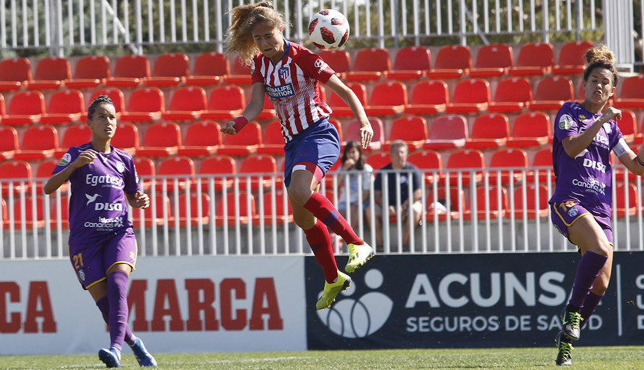 Temporada 18/19 | Liga Iberdrola | Atleti - Granadilla | Laia