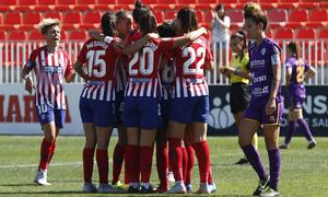 Temporada 18/19 | Liga Iberdrola | Atleti - Granadilla |