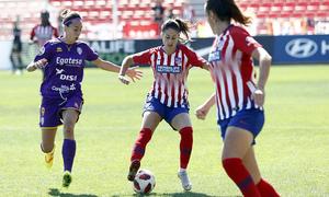 Temporada 18/19 | Liga Iberdrola | Atleti - Granadilla | Esther
