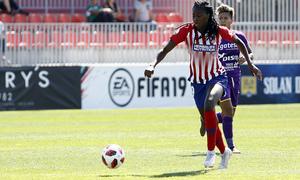 Temporada 18/19 | Liga Iberdrola | Atleti - Granadilla | Tounkara