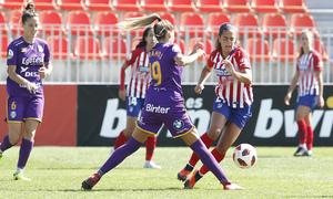 Temporada 18/19 | Liga Iberdrola | Atleti - Granadilla | Falcón