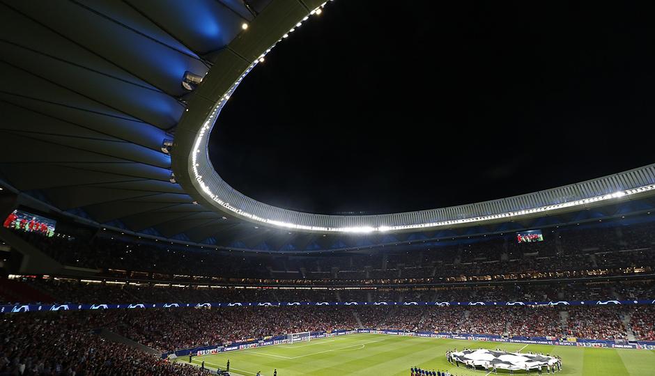Temporada 2018-2019 | Atlético de Madrid - Brujas | Wanda Metropolitano